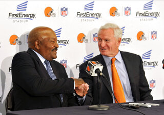 Jim Brown, Jimmy Haslam
