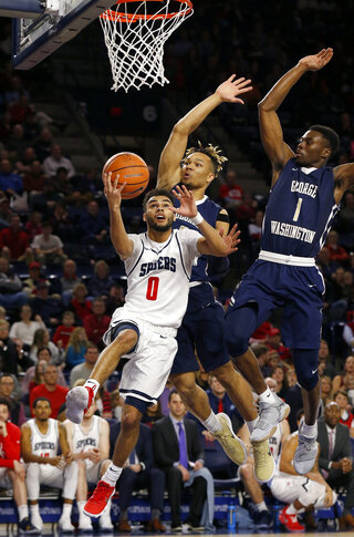 Surging Spiders Basketball