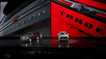 Mark Reuss, President, General Motors, talks about the new 2021 Chevrolet Suburban and Tahoe in Detroit, Tuesday, Dec. 10, 2019. Global concerns about climate change are not stopping General Motors from making hulking SUVs for U.S. drivers. GM on Tuesday rolled out the next generation of its big truck-based SUVs with more space and features. (AP Photo/Paul Sancya)