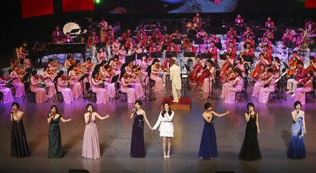 Pyeongchang Olympics North Korea Sweet Distraction