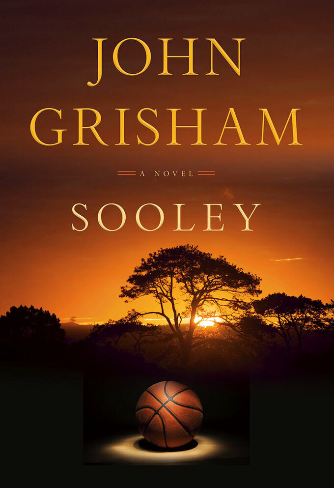 "This cover image released by Doubleday shows ""Sooley"" by John Grisham. (Doubleday via AP)"