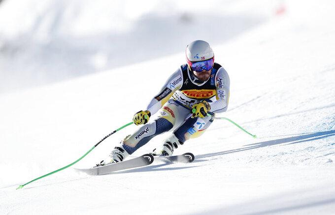 New virus rules in Norway rule out winter sports hosting
