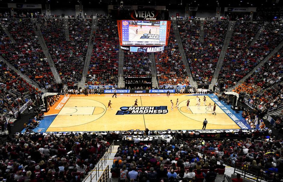 NCAA New Mexico St Clemson Basketball