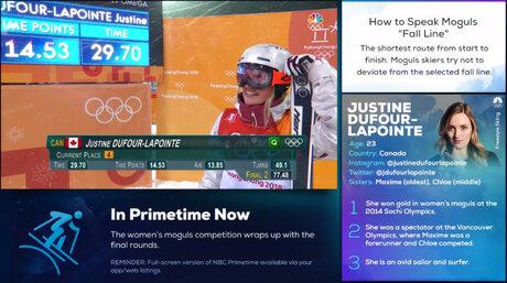 Digital Life Too Much Olympics