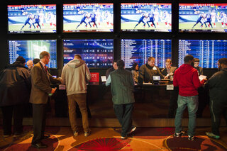 Sports Betting-Federal Regulation