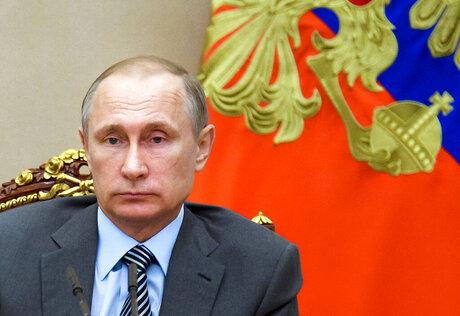 Russia Doping Putin
