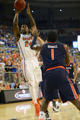 Casey Prather, KT Harrell