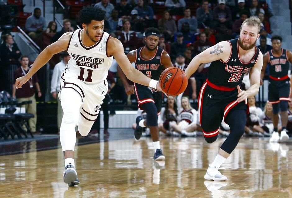 Austin Peay Mississippi St Basketball