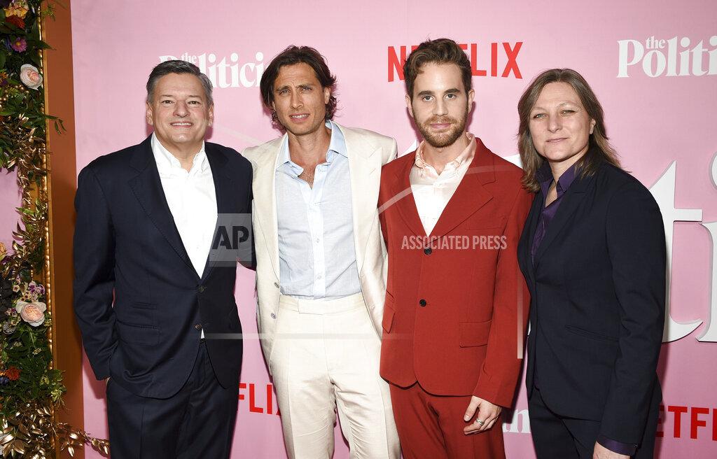 "NY Premiere of Netflix's ""The Politician"""