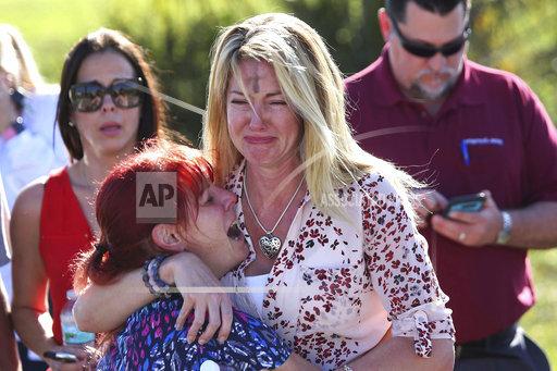 APTOPIX School Shooting Florida