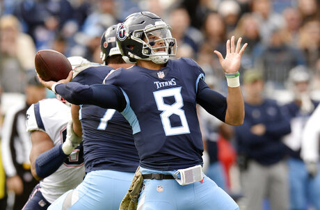Titans Texans Preview Football