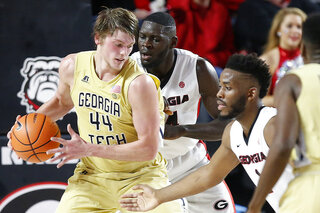 Georgia Tech Georgia Basketball