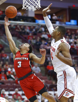 Youngstown St Ohio St Basketball