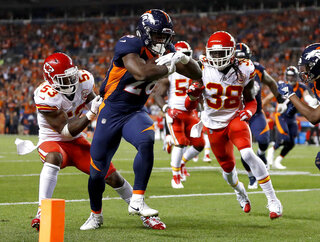 Broncos Chiefs Preview Football