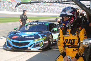 IMSA All-Female Team Auto Racing