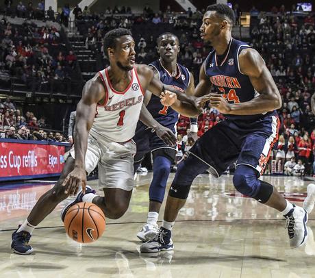 Auburn Mississippi Basketball
