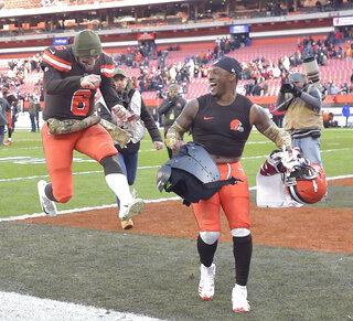 Much Better Browns Football