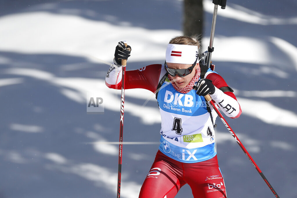 Slovenia Biathlon World Championships