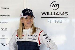 Spain F1 Female Drivers Auto Racing