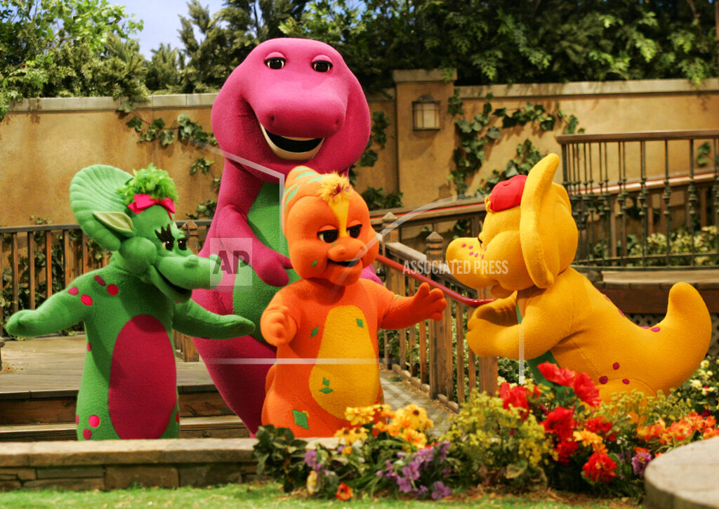 AP A TX USA ENT BARNEY AND FRIENDS