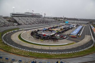 NASCAR Martinsville RTrucks Auto Racing