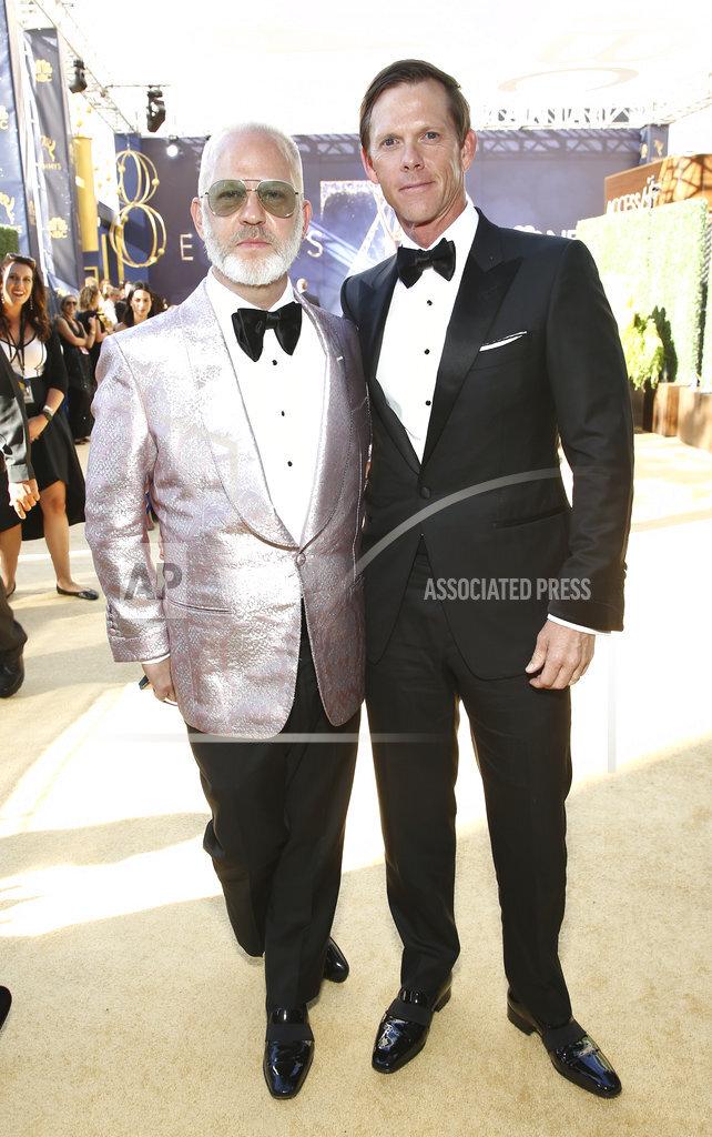 70th Primetime Emmy Awards - Red Carpet