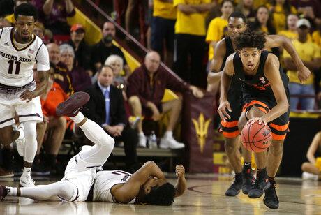 Oregon St Arizona St Basketball