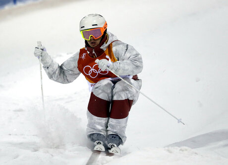 Pyeongchang Olympics Freestyle Skiing Men