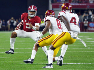 USC Alabama Football