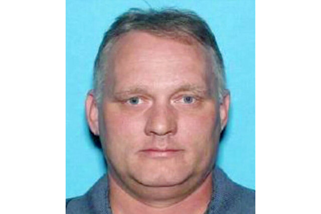 FILE - This undated Pennsylvania Department of Transportation photo shows Robert Bowers. A federal judge on Monday, April 6, 2020, has rejected a bid by Bowers, the suspect in the Pittsburgh synagogue shooting to have the death penalty removed as a potential sentencing option. (Pennsylvania Department of Transportation via AP, File)