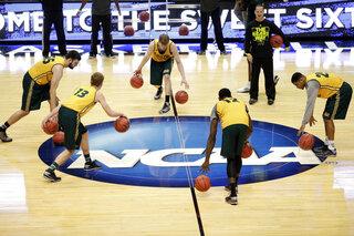 NCAA Baylor Basketball