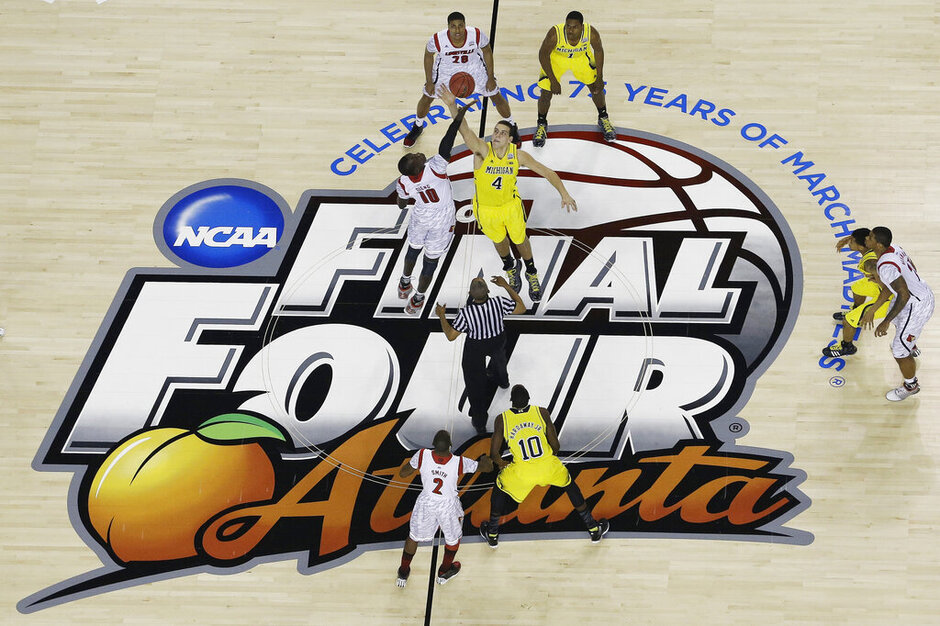 Final Four TV Basketball