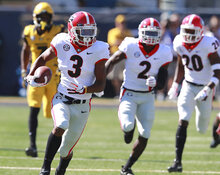 Georgia Missouri Football