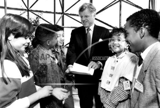Kennedy Serve America
