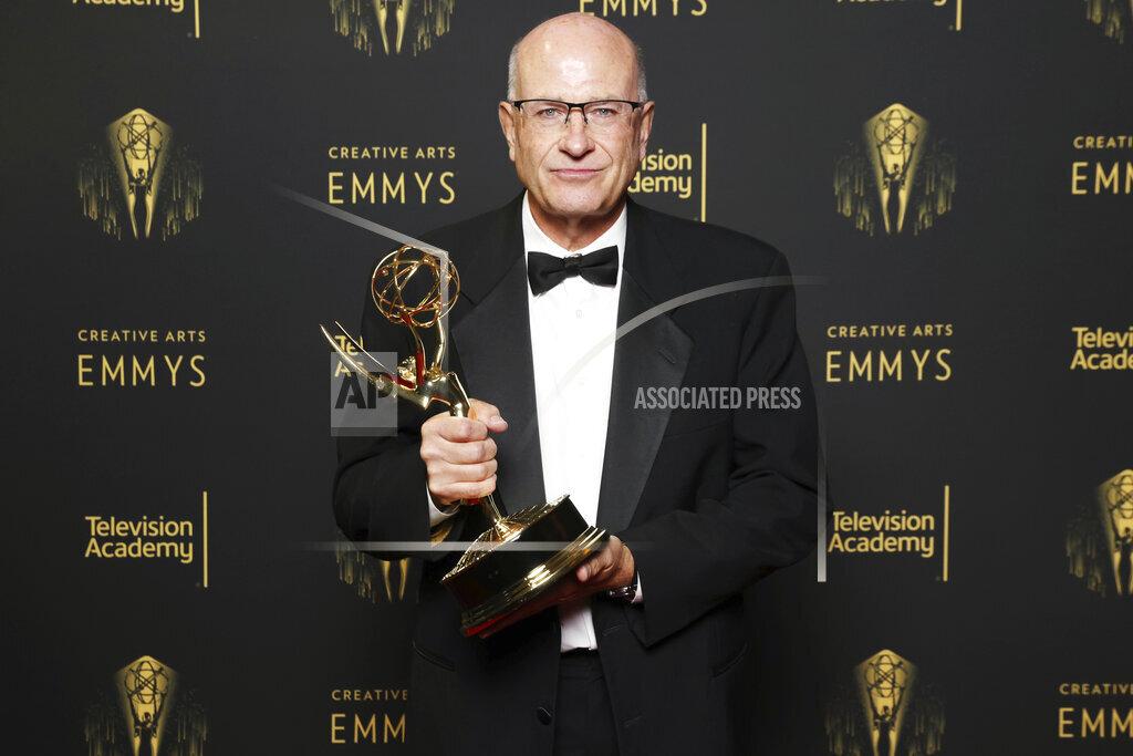 2021 Creative Arts Emmy Awards - Portraits - Night One