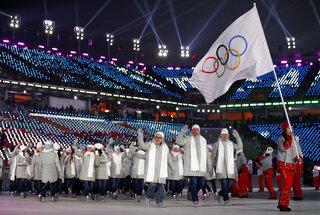 Olympics IOC Russia
