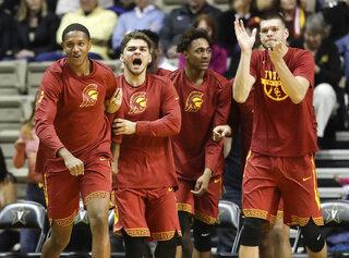 USC Vanderbilt Basketball