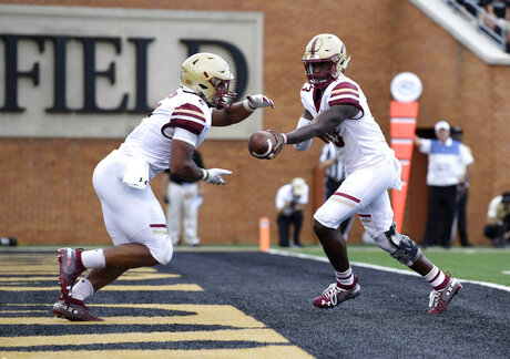Boston College Wake Forest Football