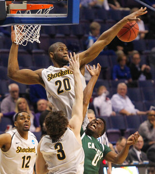 NCAA Cal Poly Wichita St Basketball