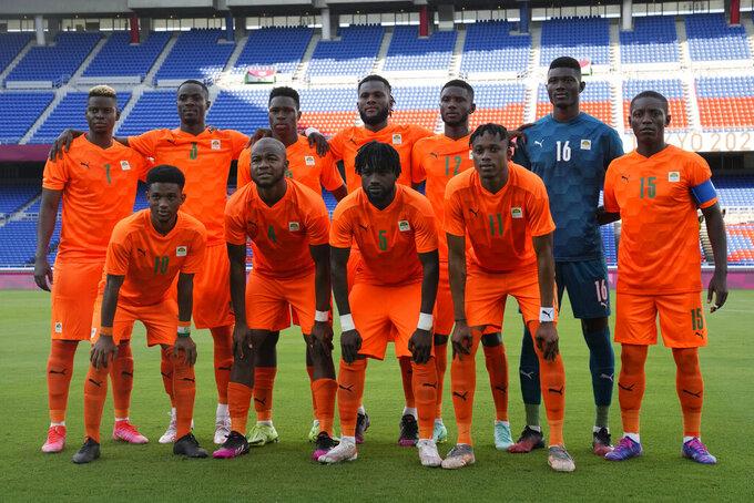 Saudi Arabia vs Ivory Coast 7/22/2021