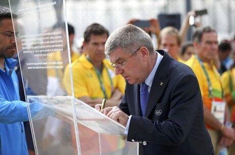 Rio Olympics Memorial
