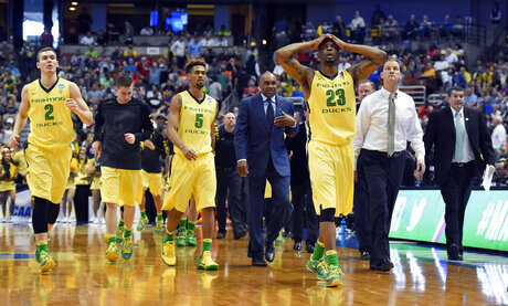Final Four-Oregon-North Carolina Basketball