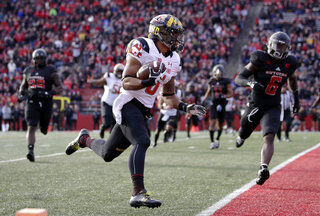 Maryland Rutgers Football