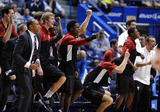 Stanford UConn Basketball