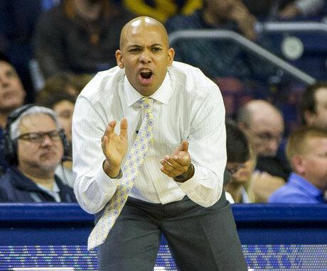 Siena Coach Basketball