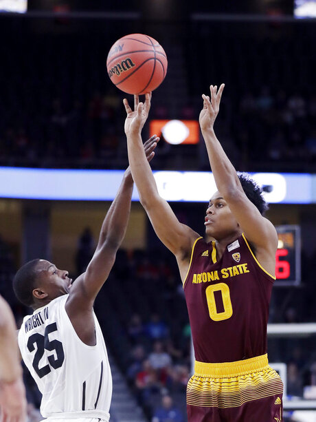 P12 Arizona St Colorado Basketball