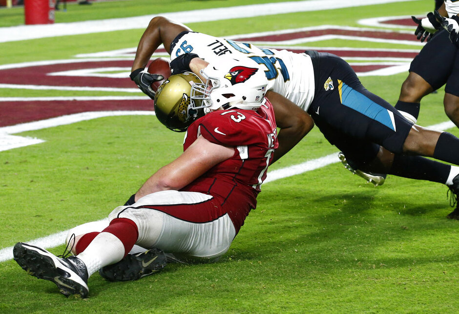 Jaguars Cardinals Football