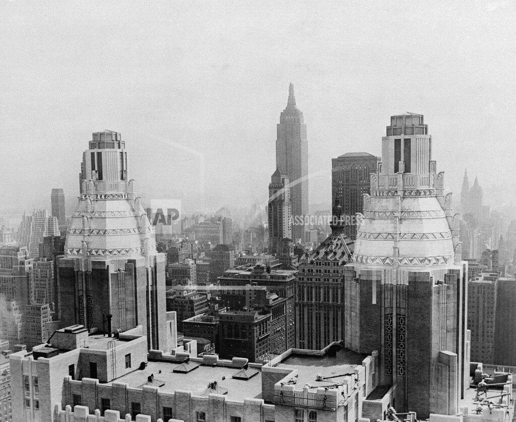 Watchf Associated Press Domestic News  New York United States APHS55442 WALDORF ASTORIA       1931