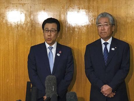 Tsunekazu Takeda, Katsuhiro Akimoto
