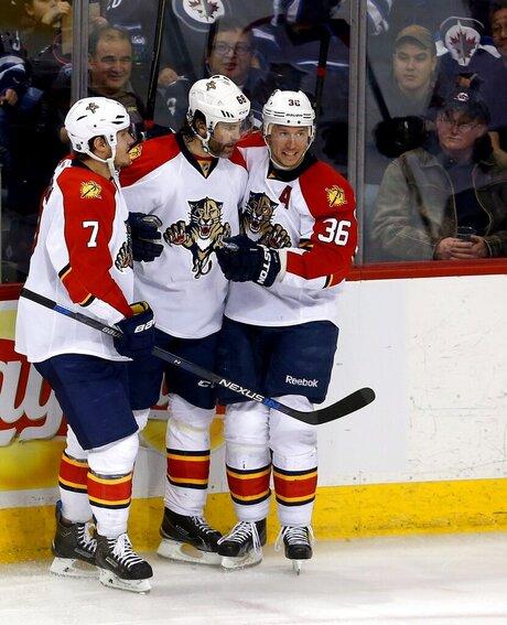 Panthers Jets Hockey